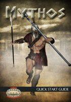 Mythos: Quick Start Guide (Savage Worlds)