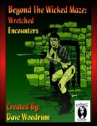 Beyond The Wicked Maze: Wretched Encounters