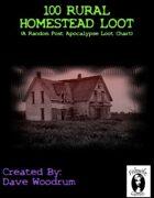 100 Rural Homestead Loot