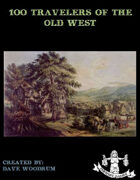 100 Travelers of the Old West