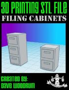 Filing Cabinets (3d Printing)