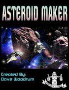 Asteroid Maker