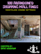 100 Abandoned Shopping Mall Finds