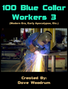 100 Blue Collar Workers 3