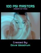 100 Psi Masters