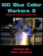100 Blue Collar Workers 8