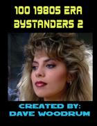 100 1980s Era Bystanders 2