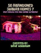 50 Abandoned Suburb Homes 7