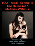 100 Things To Find In The Home Of A Modern Witch 2