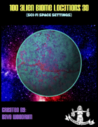100 Alien Biome Locations 30