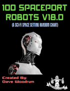100 Spaceport Robots V18.0