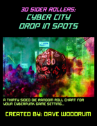 30 Sider Rollers: Cyber City Drop In Spots