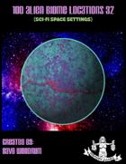 100 Alien Biome Locations 32