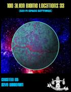100 Alien Biome Locations 33