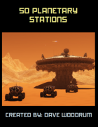 50 Planetary Stations