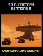 50 Planetary Stations 2