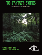 100 Fantasy Biomes