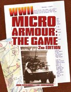 Micro Armour: The Game-WWII, 2nd Edition (Hardcover, color)