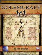 Golemcraft 101