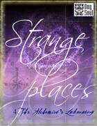 Strange Places - The Alchemist's Laboratory