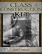 Class Construction Kit