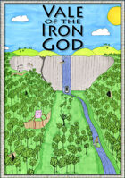 Vale of the Iron God: the Third Book of Lairs
