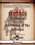 Gothic Grimoires: Spellbones of the Devourer
