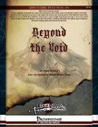 Beyond the Void (Portrait)