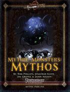 Mythic Monsters #5: Mythos