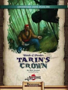 Islands of Plunder: Tarin's Crown