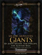 Mythic Monsters #14: Giants