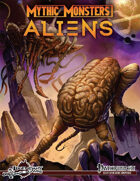Mythic Monsters #17: Aliens (variant cover)