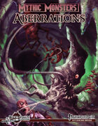 Mythic Monsters #18: Aberrations (variant cover)