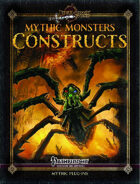 Mythic Monsters #19: Constructs