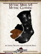 Mythic Minis 54: Mythic Clothing