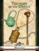 Treasury of the Orient