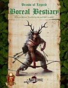Beasts of Legend: Boreal Bestiary (5E)