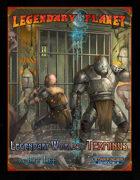 Legendary Worlds: Terminus (Starfinder)