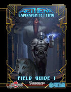 Aethera Field Guide I (Starfinder)