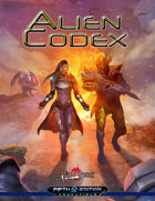 Alien Codex (5E)