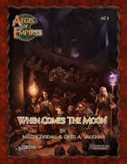 Aegis of Empires 3: When Comes the Moon (PFRPG)