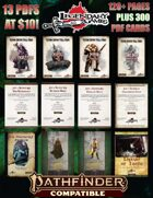 Pathfinder 2E Lucky 13 MEGA-BUNDLE [BUNDLE]