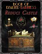 Book of Exalted Darkness: Reduci Castle