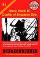 Dungeonrunner B1: Castle of Emperor Zinn