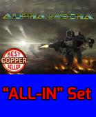 Alpha Mecha - Mecha Combat PnP version - ALL-IN