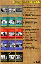 Dungeonrunner: Own the World - All 15 Decks [BUNDLE]