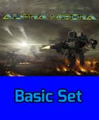 Alpha Mecha - Mecha Combat PnP version - BASIC SET