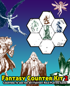 Fantasy Counter Kit 2