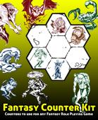 Fantasy Counter Kit