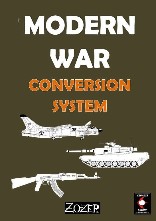 Modern War: Conversion System